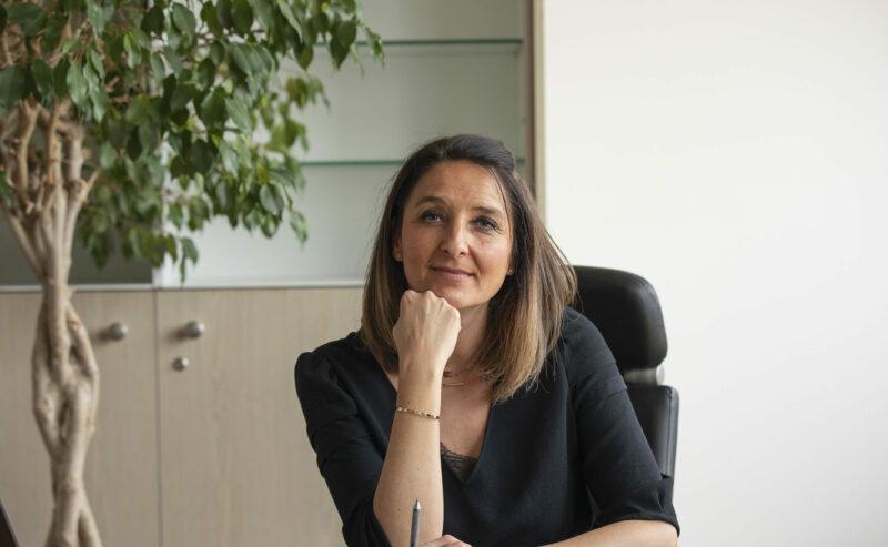 Karine Forien Senior Vice President Communications Renault Trucks