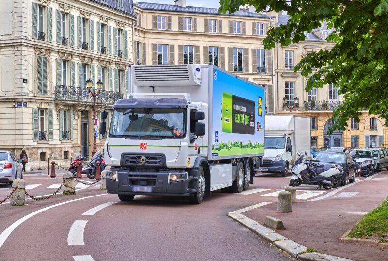 Renault Trucks Electric Vehicles